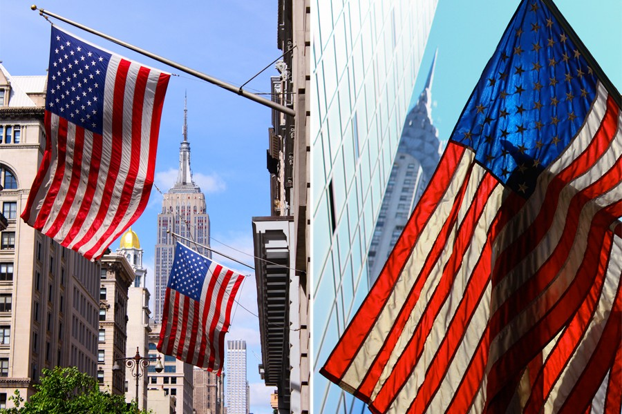 Buildings-and-flags